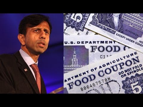 Louisiana Food Stamps Cut at Start of 2016