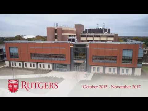Rutgers University Ernest Mario School of Pharmacy Construction Time-Lapse