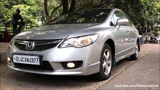 Honda Civic 1.8V i-VTEC FA/FD 2013 | Real-life review