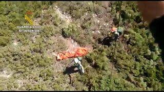Localizado el cadáver de un montañero desaparecido en la Sierra de Ayllón