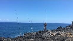 Pêche et pique nique à Saint LEU Réunion 974