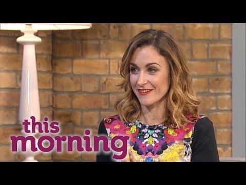 Katherine Kelly On Missing Mr. Selfridge  This Morning