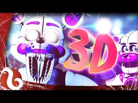 Five Nights at Freddy's Sister Location... en 3D