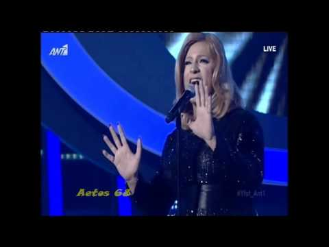 Your Face Sounds Familiar 3: 3o Live Ησαΐας Ματιάμπα (Adele) {17/4/2016}