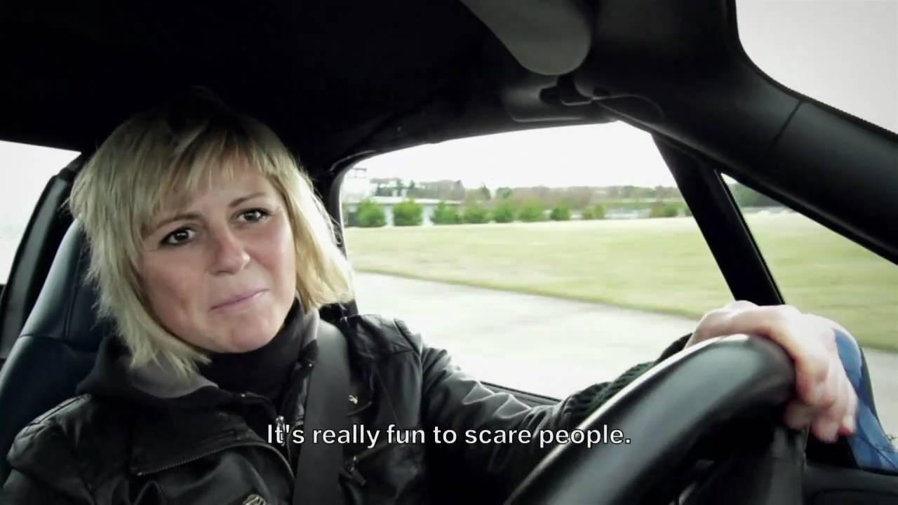 For The Race Fans: Driver Profile: Sabine Schmitz - MLP Forums