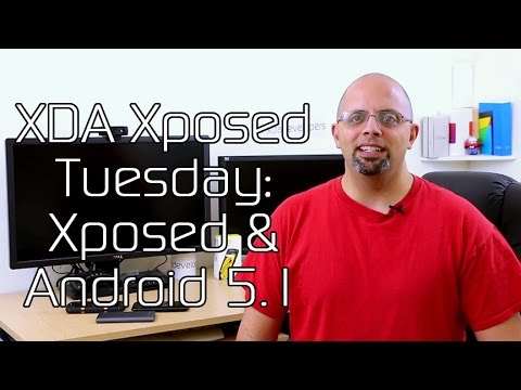 Android 5.1 and Xposed – XDA Xposed Tuesday