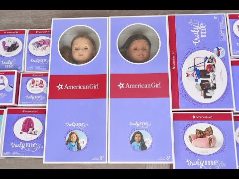 American Girl Sent Me Two New Dolls With Summer Haul!