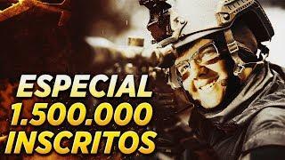 ESPECIAL DE 1 MILHÃO E MEIO | O MESTRE DA SNIPER!!!