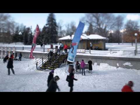 Winterlude - Ottawa, Canada