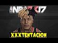 *RARE* XXXTENTACION  - NBA 2K17 - HOW TO MAKE XXXTENTACION NBA 2K17 #XFREE