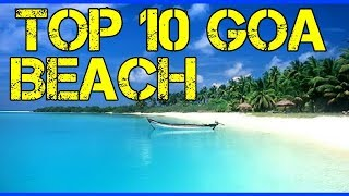Top 10 beach in goa