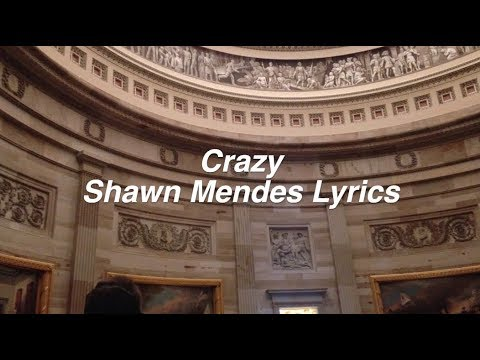 Crazy || Shawn Mendes Lyrics