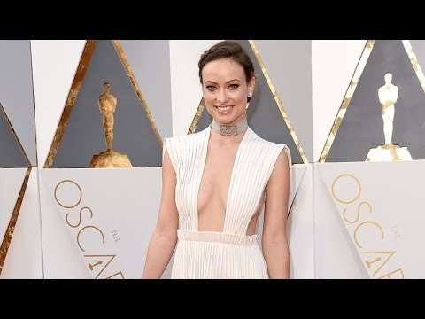 EXCLUSIVE: Olivia Wilde On Her Dazzling Oscars Gown: 'It's Very Comfortable!'