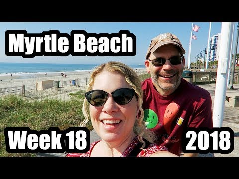 What's New at Myrtle Beach, Broadway at the Beach Food Festival, and More! Week 18, 2018