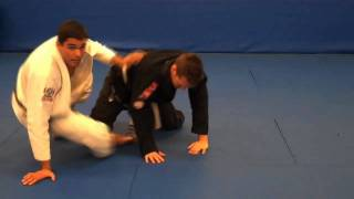 Capital Jiu Jitsu Presents Gi MMA Guard Attack #4