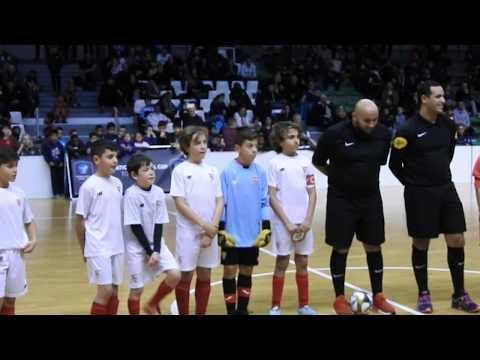 Inter de Milan - FC Seville - Finale International Futsal Cup U10