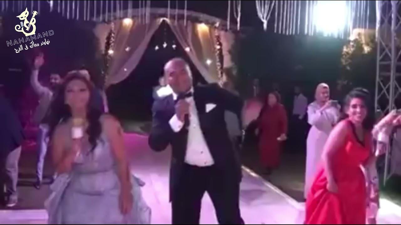 قفشه العروسه من اخواتها فضحوها في الفرح | اغنيه فرحك بصوتك Nahawand