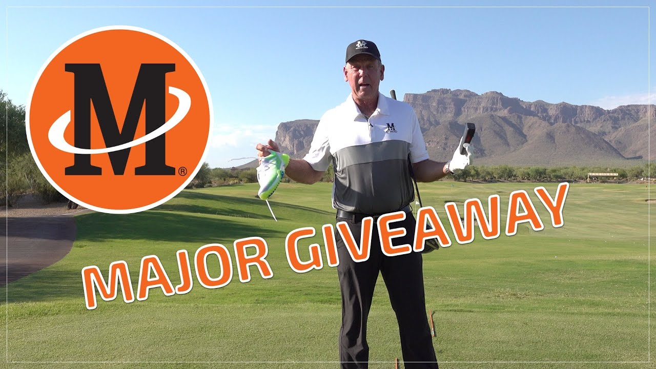 Malaska Golf // Major Championship Giveaway #1 2020
