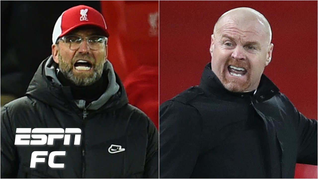 Would Jurgen Klopp or Sean Dyche win in a fight?! | ESPN FC Extra Time
