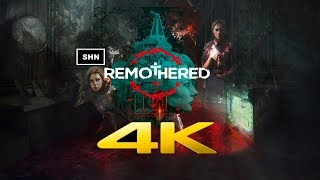 Remothered Tormented Fathers | 4K /60ᶠᵖˢ | Game Movie Walkthrough No Commentary