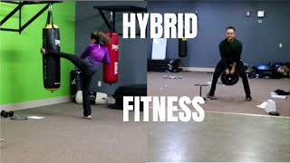 HYBRID Strength, Martial Arts, Yoga and Deep Breathing