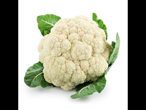Vegetable name- Cauliflower