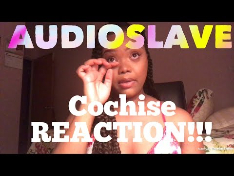 Audioslave Cochise REACTION!!! EMOTIONAL 😢