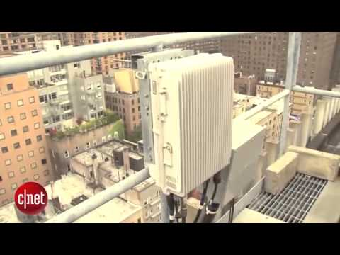 CNET News   Sprint dishes on its 4G roll out and finally coming to New York