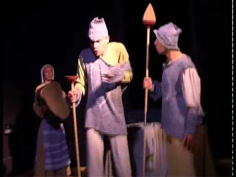Teatr A Historia zmartwychwstania