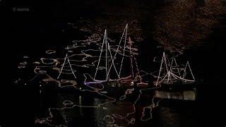 20171231 ~ Terschelling Harbor Lights