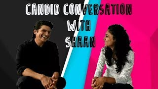 Candid Conversation with Shaan