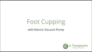 Foot Cupping Therapy