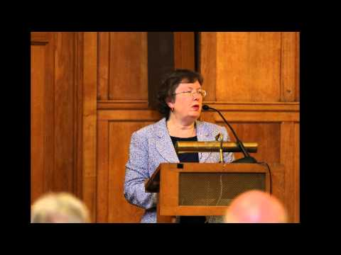 The Tablet Lecture 2014