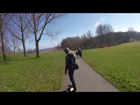 Freestyle Unicycling 2016 - Astrid Nyborg