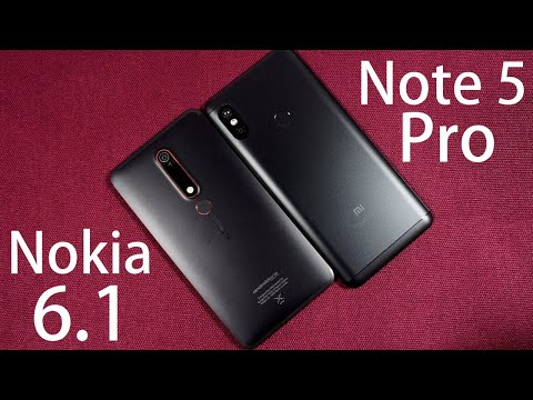 Nokia 6 2018 vs Redmi Note 5 Pro Speed Test, Memory Management test and Benchmark Scores