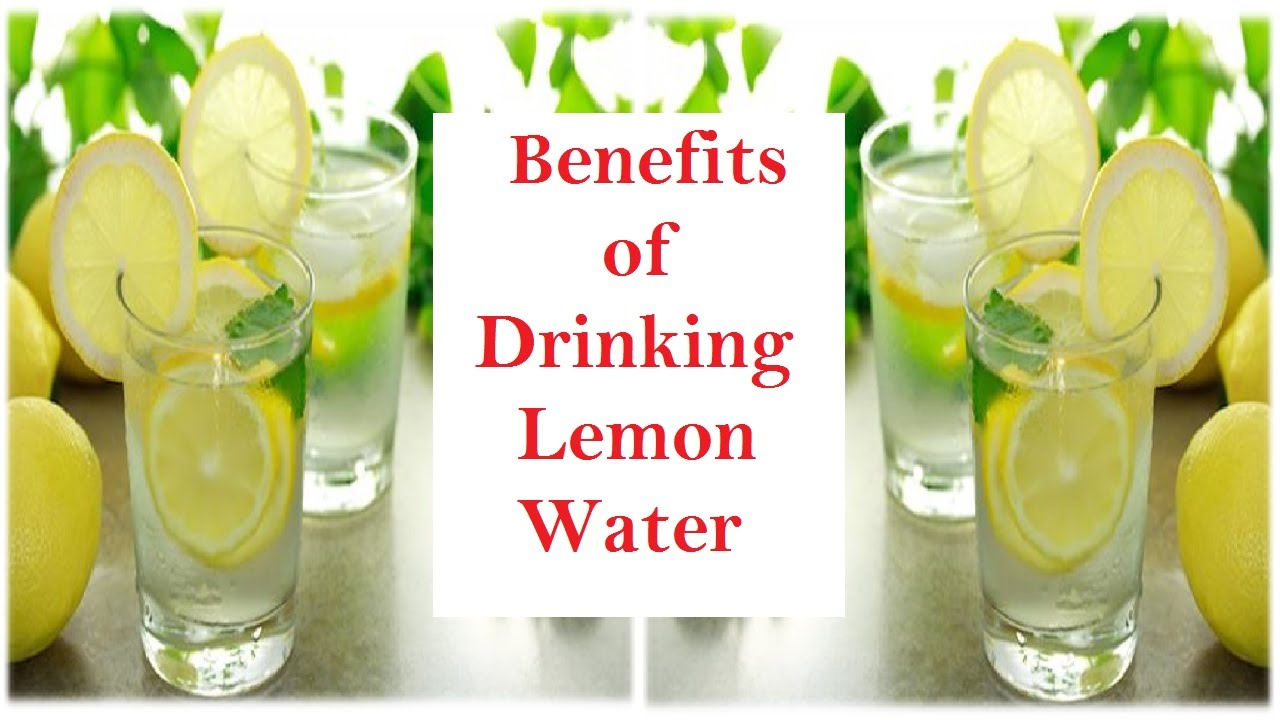 Day 8 How To Make Lemon Detox Water You