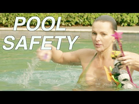 Pool Safety PSA (4K) | Johanna Hart | Extended Version