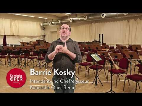 ANATEVKA | Preview Barrie Kosky | Komische Oper Berlin