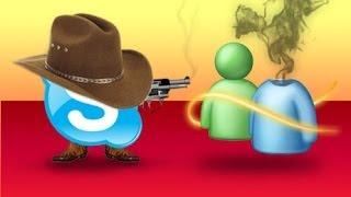 La historia de Messenger hasta su muerte a manos de Skype