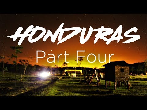 Papusas, Tourism and the End of Our Journey | Honduras Vlog