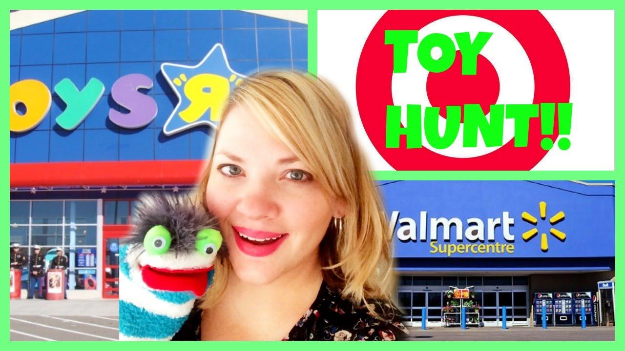 Walmart Toys R Us : Toy hunt toys r us target walmart shopkins zelfs froz