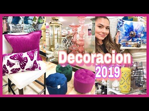DECORACION 2019, QUE HAY DE NUEVO EN HOMEGOODS