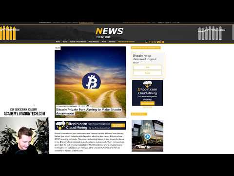 Bitcoin Stagnation, Private Fork, Taxes, Ethereum Stats