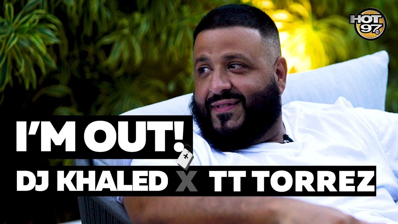 DJ Khaled Takes Us Into His New World & How Asahd Has Changed Him