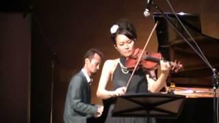 ヴァイオリンとピアノによる「オブリビオン」 (Oblivion)