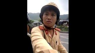 CSGT Quảng Ninh : MÀY THÍCH GÌ ?
