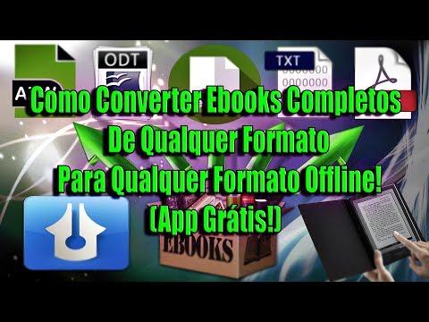 como-converter-ebooks-completos-de-qualquer-formato-para-qualquer-formato-offline!-(app-grátis!)