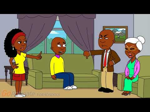 Little Bill Gets Grounded Bed