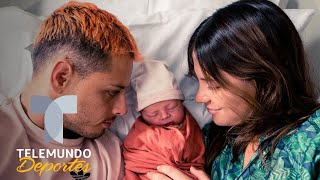El día más padre de Chicharito Hernández | Telemundo Deportes