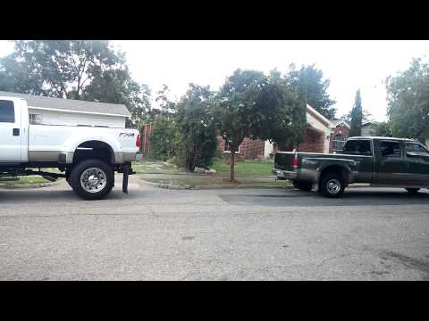 Ford F650 Vs Range Rover >> 'Lie' F650 Six Door Supertruck | FunnyDog.TV